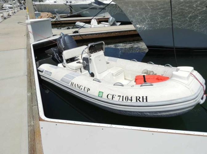 Convertible boat rental in Sheraton San Diego Hotel & Marina, CA