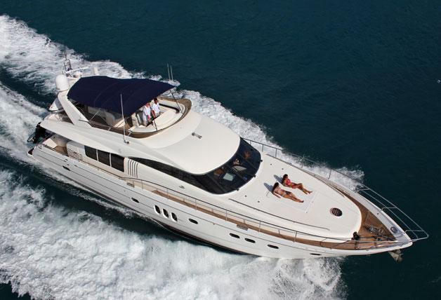 Princess Yachts 's 72.0 feet in Phuket