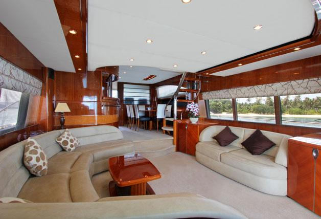 Boat for rent Princess Yachts  72.0 feet in Phuket, Thailand