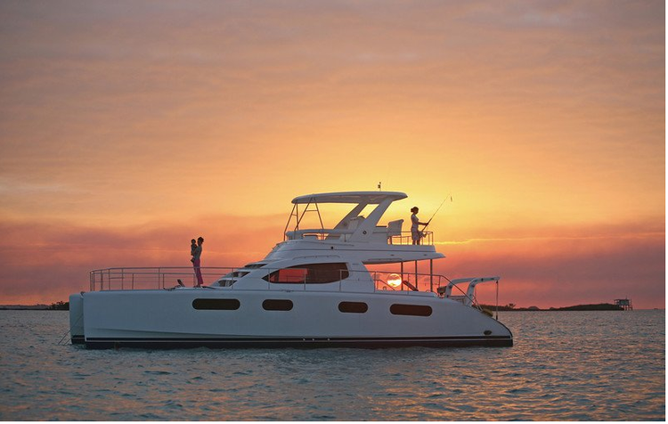 Experience the Beautiful Waters in this Luxurious Powercat