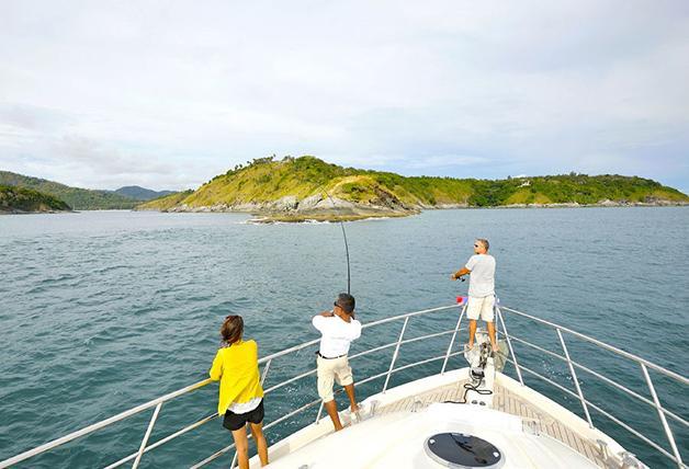Boat rental in Phuket,
