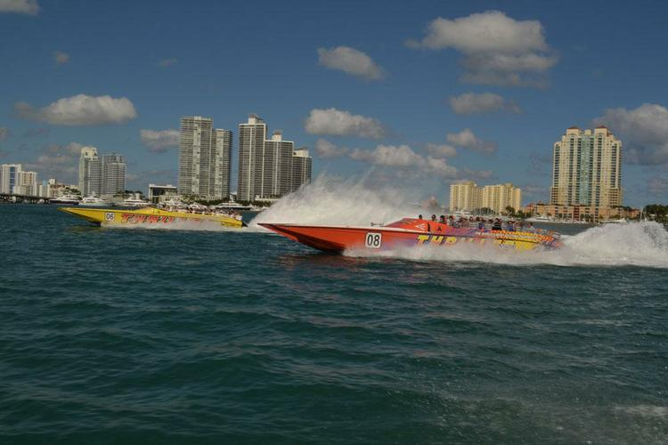 Boating is fun with a Catamaran in Miami