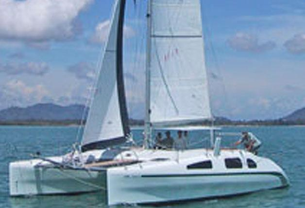 Discover Phuket surroundings on this Designer:  Mark Pescott Year Built:  2001 Designer:  Mark Pescott Year Built:  2001 boat