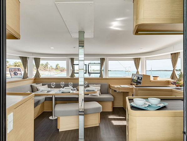 Discover Road Town surroundings on this 42 Lagoon boat