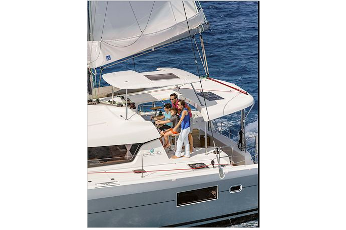 Boat for rent Lagoon 42.0 feet in Road Reef Marina, British Virgin Islands