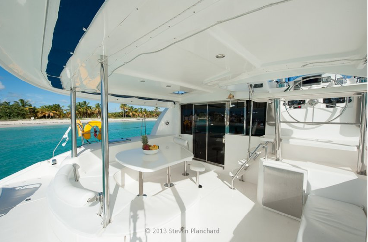 Boat for rent Robertson and caine 46.0 feet in Oyster Pond Great House Marina,