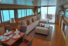thumbnail-1 Baglietto 85 88.0 feet, boat for rent in Phuket, TH