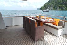 thumbnail-6 Baglietto 85 88.0 feet, boat for rent in Phuket, TH