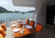 thumbnail-8 Baglietto 85 88.0 feet, boat for rent in Phuket, TH
