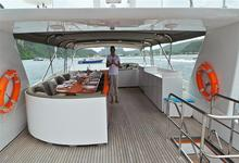 thumbnail-5 Baglietto 85 88.0 feet, boat for rent in Phuket, TH