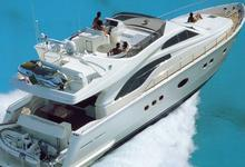 thumbnail-2 Ferretti 680 55.0 feet, boat for rent in Phuket, TH