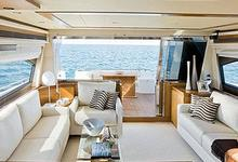 thumbnail-11 Ferretti 680 55.0 feet, boat for rent in Phuket, TH