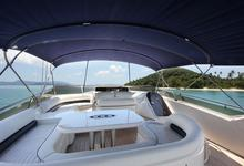 thumbnail-5 Princess Yachts  72.0 feet, boat for rent in Phuket, TH