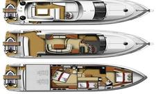thumbnail-58 Sunseeker 50.0 feet, boat for rent in Phuket, TH
