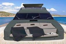 thumbnail-5 Tecnomar 116.0 feet, boat for rent in Elliniko, GR