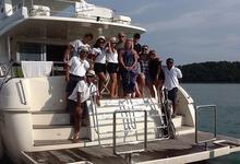 thumbnail-8 Thai Made 42.0 feet, boat for rent in Phuket, TH