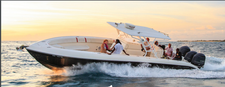 thumbnail-1 Midnight Express 37.0 feet, boat for rent in Sint Maarten, AN
