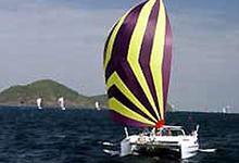 thumbnail-6 Designer:  Mark Pescott Year Built:  2001 32.0 feet, boat for rent in Phuket, TH