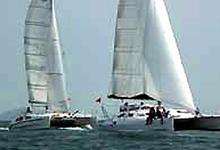 thumbnail-12 Designer:  Mark Pescott Year Built:  2001 32.0 feet, boat for rent in Phuket, TH