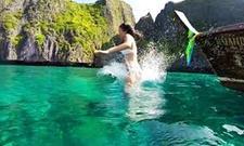 thumbnail-30 Designer:  Mark Pescott Year Built:  2001 32.0 feet, boat for rent in Phuket, TH
