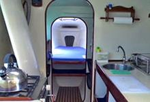 thumbnail-9 Designer:  Mark Pescott Year Built:  2001 32.0 feet, boat for rent in Phuket, TH