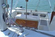 thumbnail-7 Designer:  Mark Pescott Year Built:  2001 32.0 feet, boat for rent in Phuket, TH