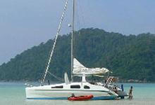 thumbnail-3 Designer:  Mark Pescott Year Built:  2001 32.0 feet, boat for rent in Phuket, TH