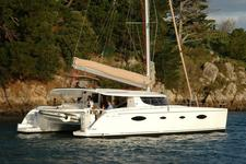 thumbnail-6 Fountain Pajot 48.0 feet, boat for rent in Athens, GR