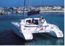 thumbnail-1 Fountaine Pajot 41.0 feet, boat for rent in , AN