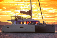 Sail the BVI on this modern, pristine Saba!