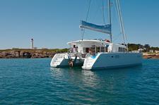 thumbnail-9 Lagoon 45.0 feet, boat for rent in Nadi, FJ
