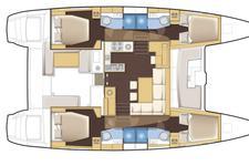thumbnail-33 Lagoon 45.0 feet, boat for rent in Nadi, FJ