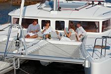 thumbnail-6 Lagoon 45.0 feet, boat for rent in Nadi, FJ
