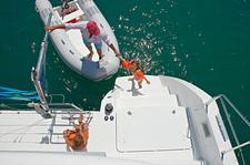 thumbnail-8 Lagoon 45.0 feet, boat for rent in Nadi, FJ