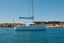 thumbnail-10 Lagoon 45.0 feet, boat for rent in Nadi, FJ