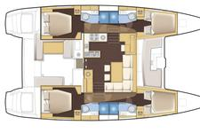 thumbnail-30 Lagoon 45.0 feet, boat for rent in Parham Town, VG