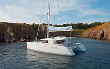 thumbnail-1 Lagoon 45.0 feet, boat for rent in Noumea, NC