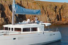 thumbnail-8 Lagoon 45.0 feet, boat for rent in Port Louis, MU