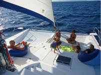 thumbnail-4 Leopard 47.0 feet, boat for rent in , AN