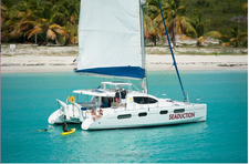 thumbnail-5 Robertson and caine 46.0 feet, boat for rent in , AN
