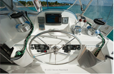 thumbnail-8 Robertson and caine 46.0 feet, boat for rent in , AN