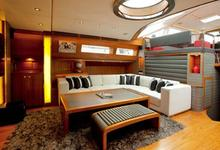 thumbnail-2 Silver Lining Superyacht 112.0 feet, boat for rent in Phuket, TH