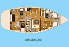 thumbnail-19 Silver Lining Superyacht 112.0 feet, boat for rent in Phuket, TH
