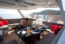 thumbnail-17 Silver Lining Superyacht 112.0 feet, boat for rent in Phuket, TH