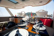 thumbnail-8 Silver Lining Superyacht 112.0 feet, boat for rent in Phuket, TH