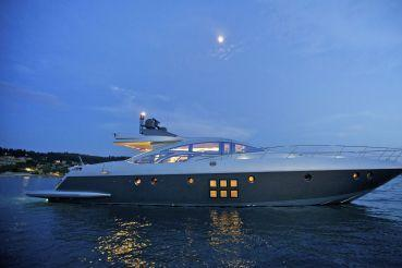 Azimut boat for rent in Elliniko