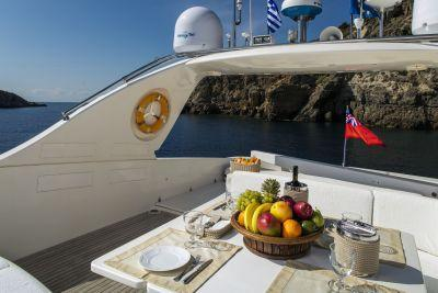 Motor yacht boat rental in Elliniko, Greece