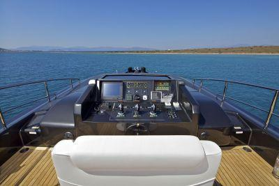 Motor yacht boat rental in Elliniko,