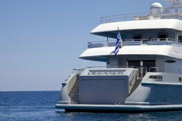 161.0 feet Mondomarine in great shape
