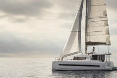 Cruise the Chesapeake Bay on this Innovative Catamaran